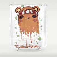 prague Shower Curtains featuring Prague. by Michaëlis Moshe