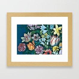 Dutch Delight Framed Art Print