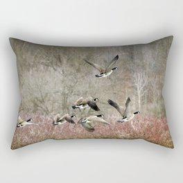 Flying Geese Rectangular Pillow