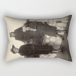 Die Frauen Rectangular Pillow