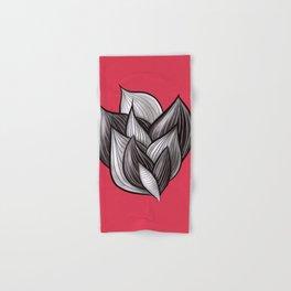 Beautiful Abstract Dynamic Shapes Hand & Bath Towel