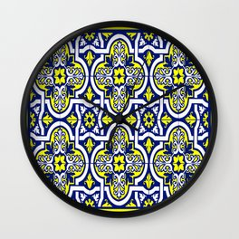 Mozaic XCI Wall Clock