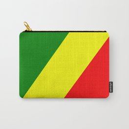 Flag of the Republic of the Congo Carry-All Pouch