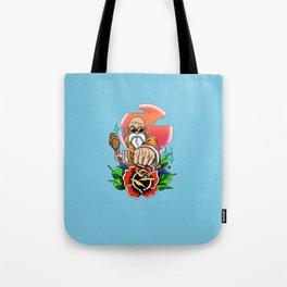 master roshi Tote Bag