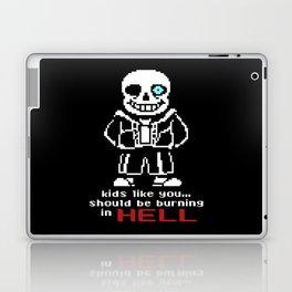 sans HELL Laptop & iPad Skin