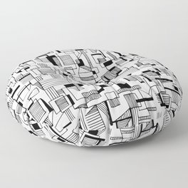 Traffic Floor Pillow