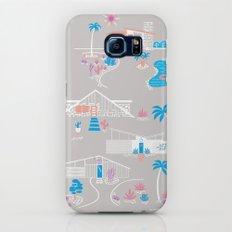 Desert Mid-Century Modern Slim Case Galaxy S8