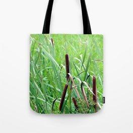 BULLRUSH Tote Bag