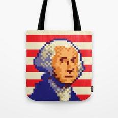 Jurassic President, Episode 1 – American History Rex Tote Bag