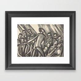 Spirituals by Lillian Richter Framed Art Print