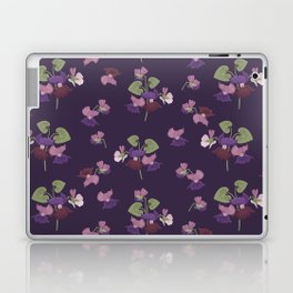 Forest Viola Laptop & iPad Skin