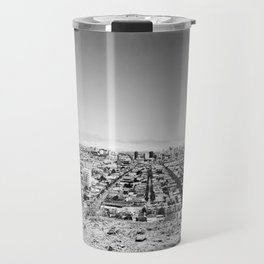 Bernal Hill, SF Travel Mug
