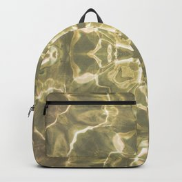 Grunge Abstract Backpack