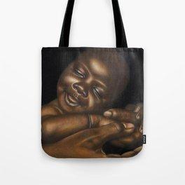 Cradle of Love Tote Bag