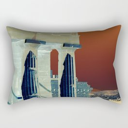 sun gods Rectangular Pillow