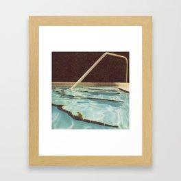 To Summer Framed Art Print