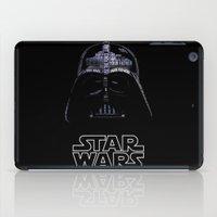 darth vader iPad Cases featuring Darth Vader by Stormega