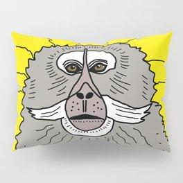 Marcel the monkey Pillow Sham