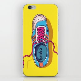 My lovely shoe iPhone Skin