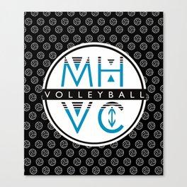 MHVC BLANKET Canvas Print
