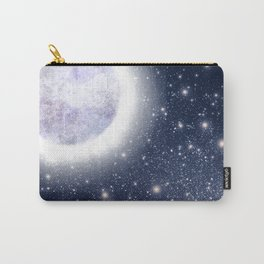 Glowing Planet Carry-All Pouch