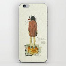 It Always Happens | Collage iPhone Skin