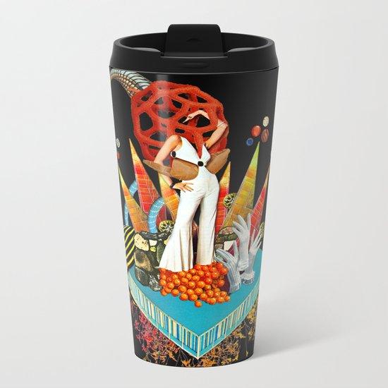 OFF Metal Travel Mug
