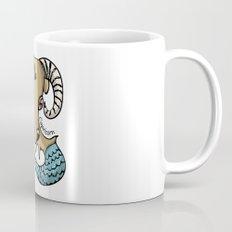 Capricorn Goat Fish Mug