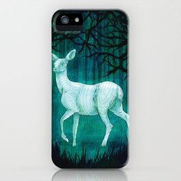 Subtle worlds iPhone Case