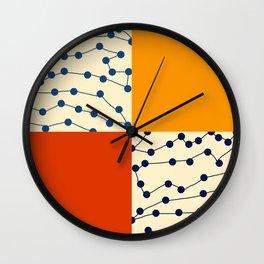 Something Abstract Wall Clock
