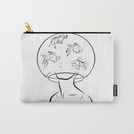Fish Love Carry-All Pouch