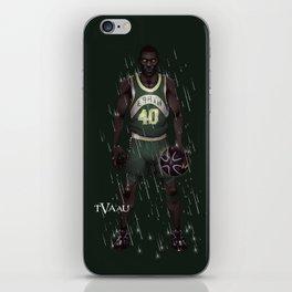 Reign Man iPhone Skin