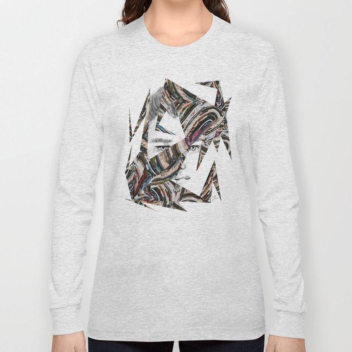 Origami Guy Long Sleeve T-shirt