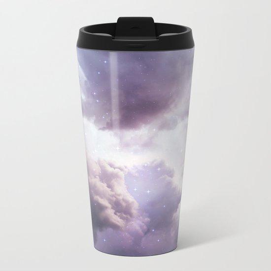 The Skies Are Painted II Metal Travel Mug