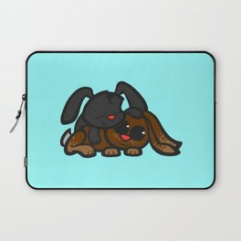 Cuddle Bunnies Laptop Sleeve