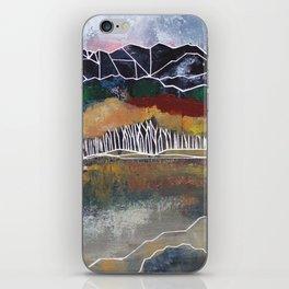 The Glass Lake iPhone Skin