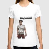 darren criss T-shirts featuring Darren Criss  by Hannah