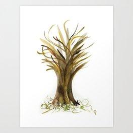 The Fortune Tree #1 Art Print