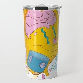 Mental Health for Rent Travel Mug