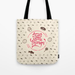 Sweet Little Things Tote Bag