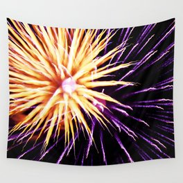 Concussion Wall Tapestry