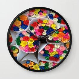 Closer Wall Clock