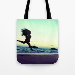 Dancing with the Wind 2 Tote Bag