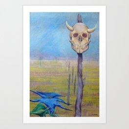 Tucson,Arizona Art Prints Art Print