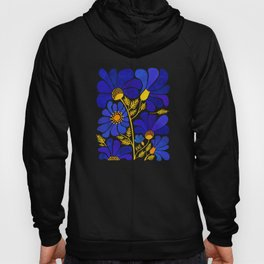 The Happiest Flowers Hoodie