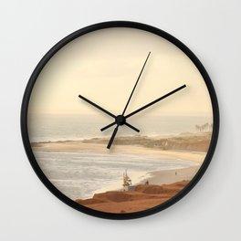 canoa Wall Clock