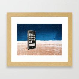 iMonolith two Framed Art Print