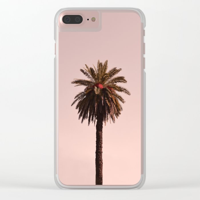 Pastel vibes 57 Clear iPhone Case