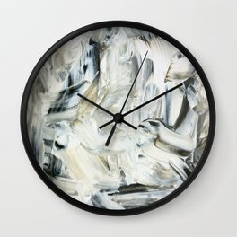 UNDULATE no.3 Wall Clock