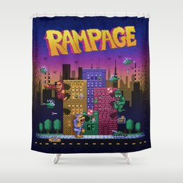 PageRam Shower Curtain
